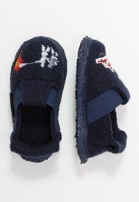 Nanga - FEUERWEHR - Slippers - dunkelblau - 0