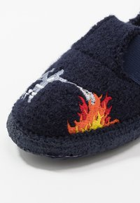 Nanga - FEUERWEHR - Slippers - dunkelblau - 2