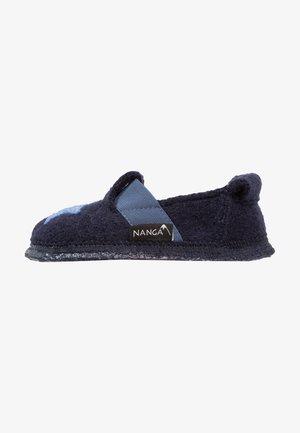 SHINING STAR - Domácí obuv - dunkelblau