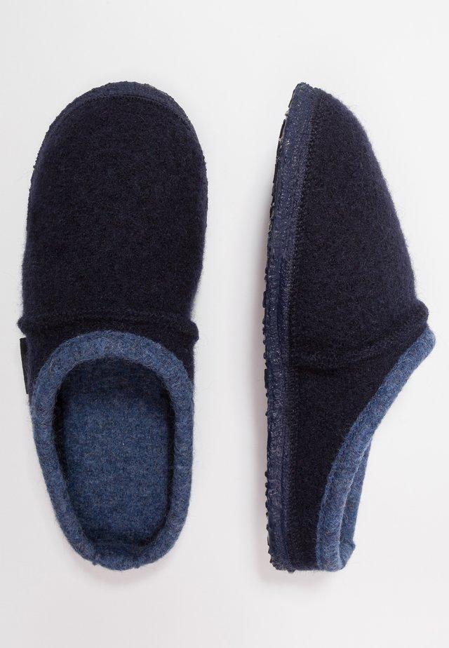 GIPFEL - Pantoffels - marine