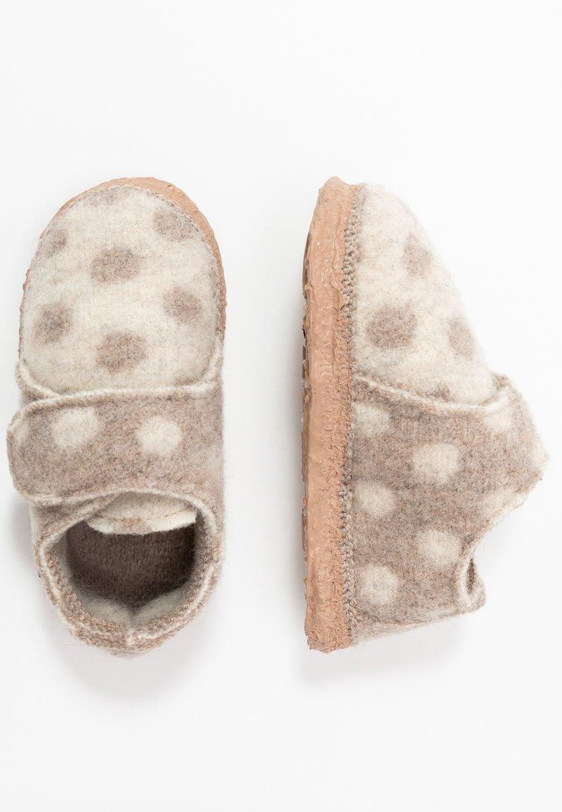 Nanga - SNEAKY - Domácí obuv - offwhite
