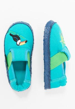 TUCAN - Domácí obuv - türkis