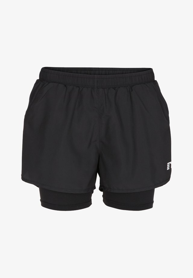BASE 2 LAYER  - Pantaloncini sportivi - black