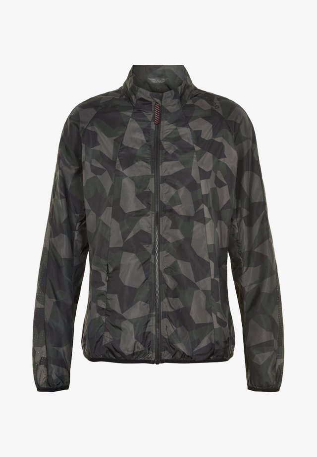 CAMO  - Regenjacke / wasserabweisende Jacke - khaki