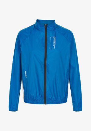 Training jacket - bright blue