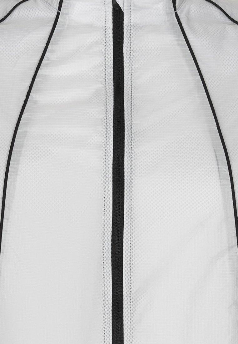 Newline Trainingsjacke white