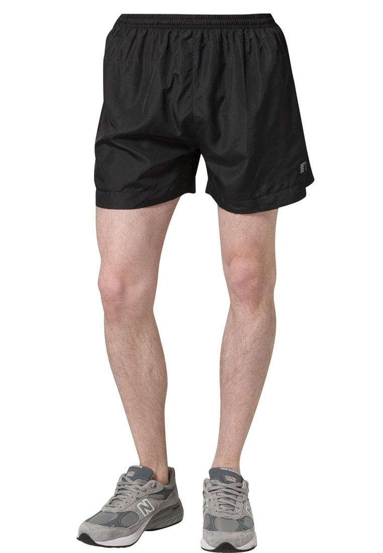 Newline - BASE TRAIL - Sports shorts - black