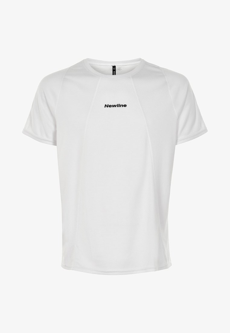 Newline - TECH TEE - T-shirt print - nimbus cloud