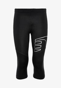 Newline - BASE DRY N COMFORT - 3/4 sports trousers - black - 0