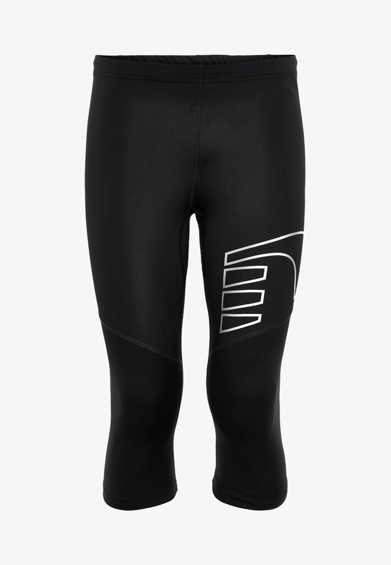Newline - BASE DRY N COMFORT - 3/4 sports trousers - black