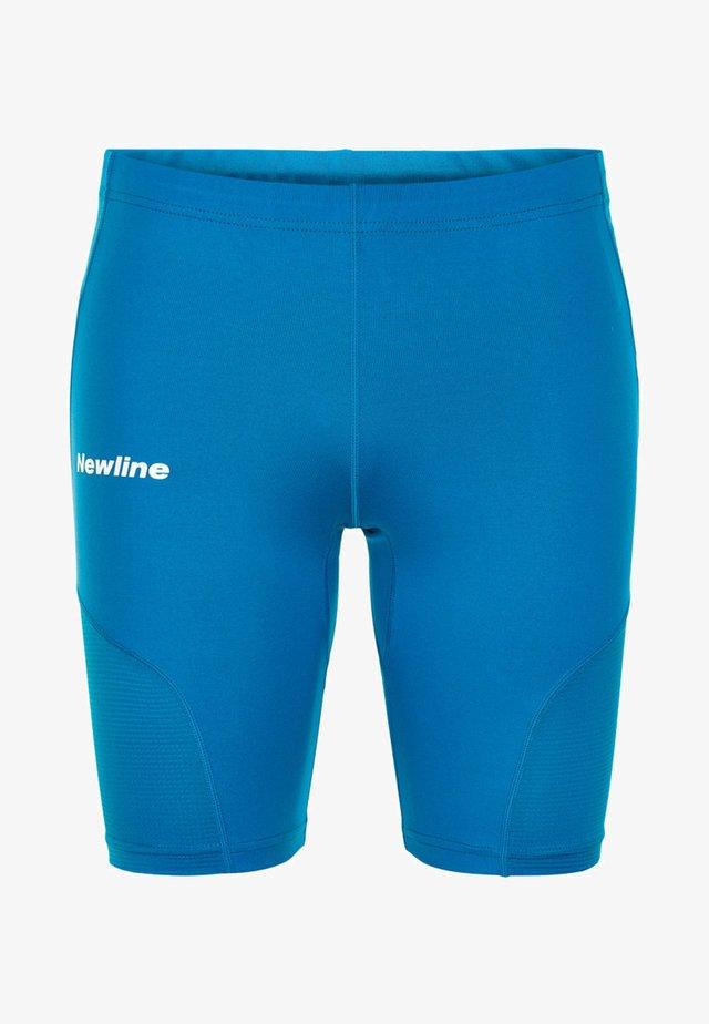 TECH SPRINTERS - Sports shorts - blue