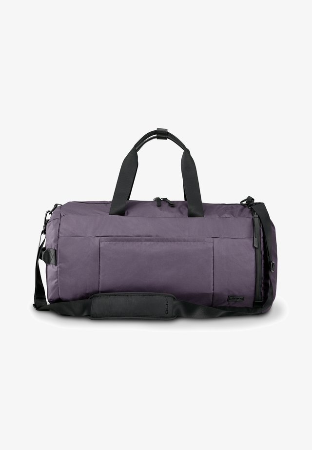Holdall - purple