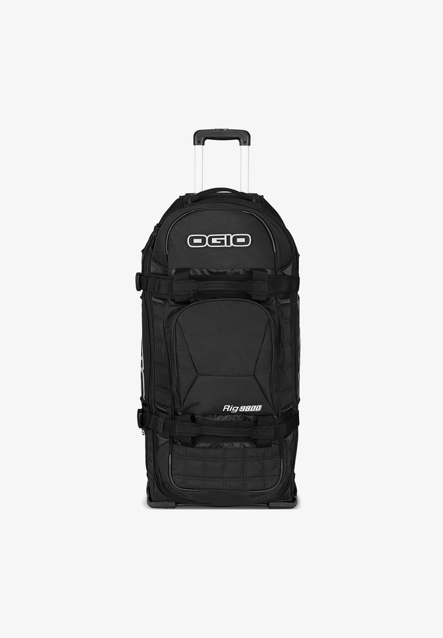 RIG  - Wheeled suitcase - black