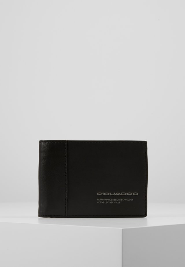 Portefeuille - black