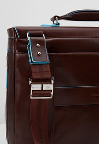 Piquadro - BRIEFCASE WITH FLAP - Notebooktasche - moro - 5