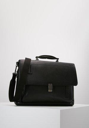 PULSE - Briefcase - black