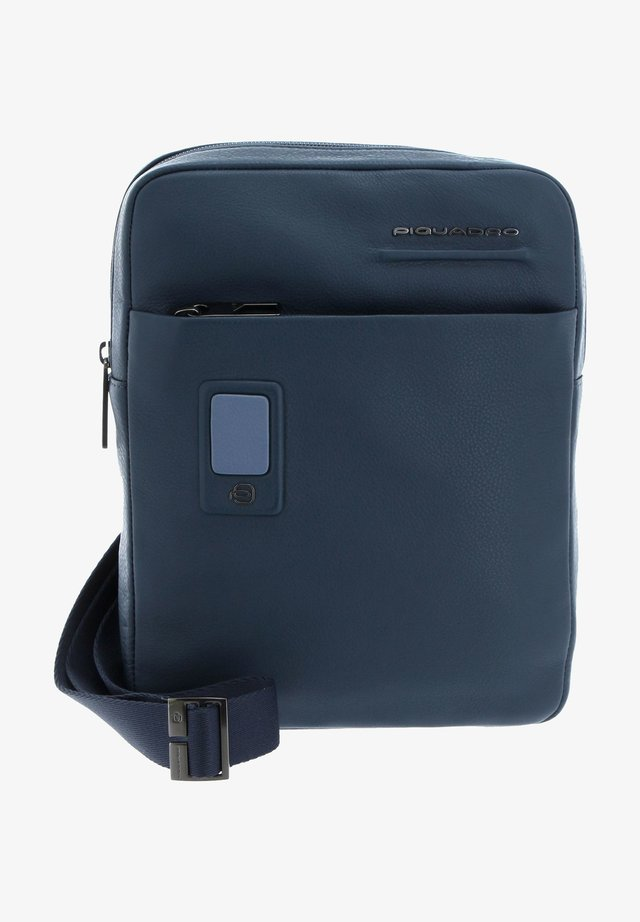Across body bag - blu oltremare