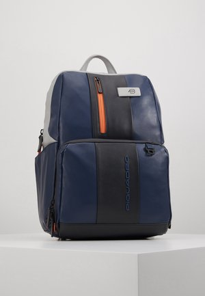 URBAN BACKPACK - Reppu - navy/grey