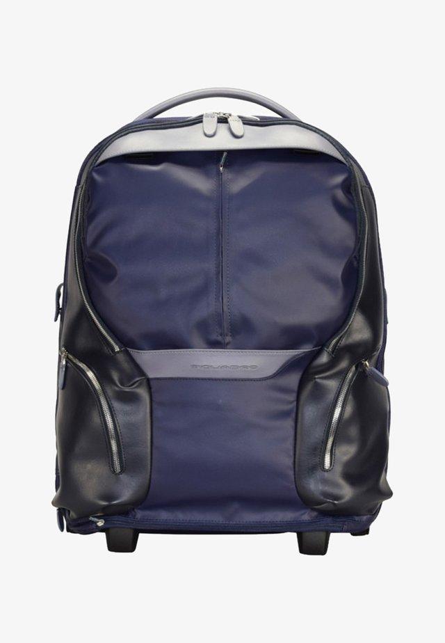 ROLLEN KABINENTROLLEY - Wheeled suitcase - night blue