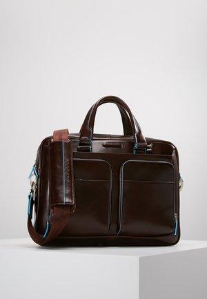BLUE SQUARE - Briefcase - dunkelbraun