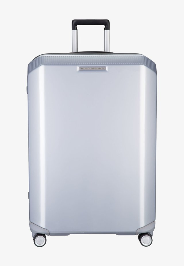 CUBICA - Wheeled suitcase - silver