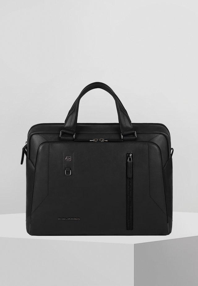 HAKONE  - Briefcase - black
