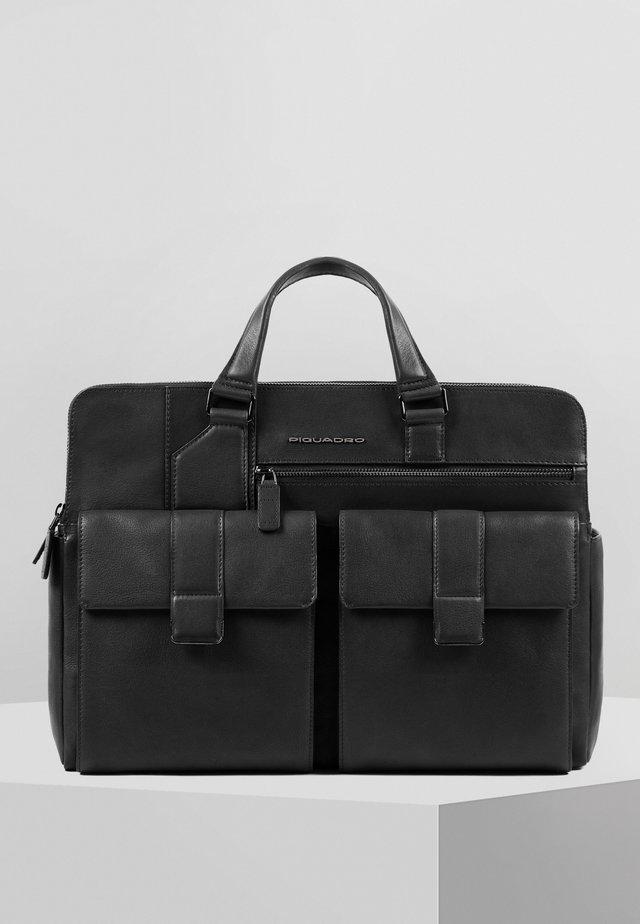 KOBE  - Briefcase - black
