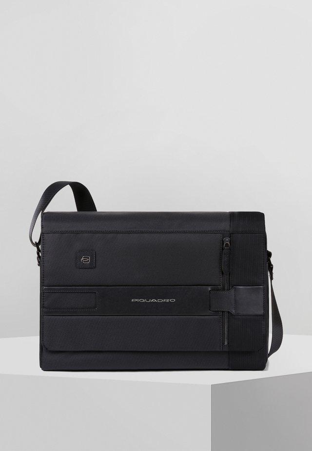 TOKYO - Briefcase - black