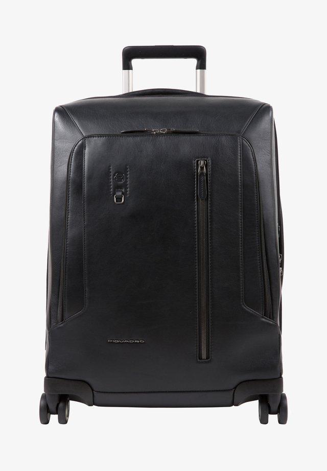 HAKONE - Wheeled suitcase - black