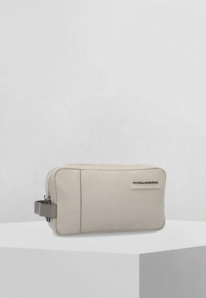 AKRON - Wash bag - grey