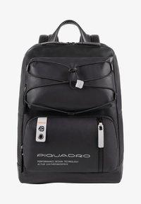 Piquadro - Tagesrucksack - black - 0