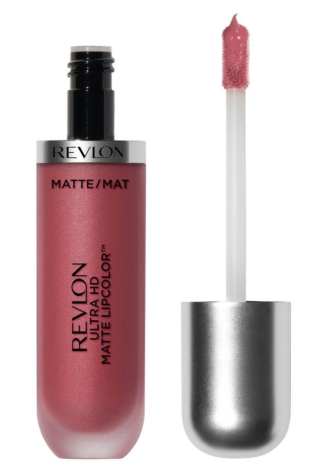 ULTRA HD MATTE LIPCOLOR - Flydende læbestift - N°600 devotion