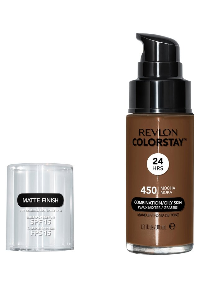 COLORSTAY MAKE-UP FOUNDATION FOR OILY/COMBINATION SKIN - Fond de teint - N°450 mocha
