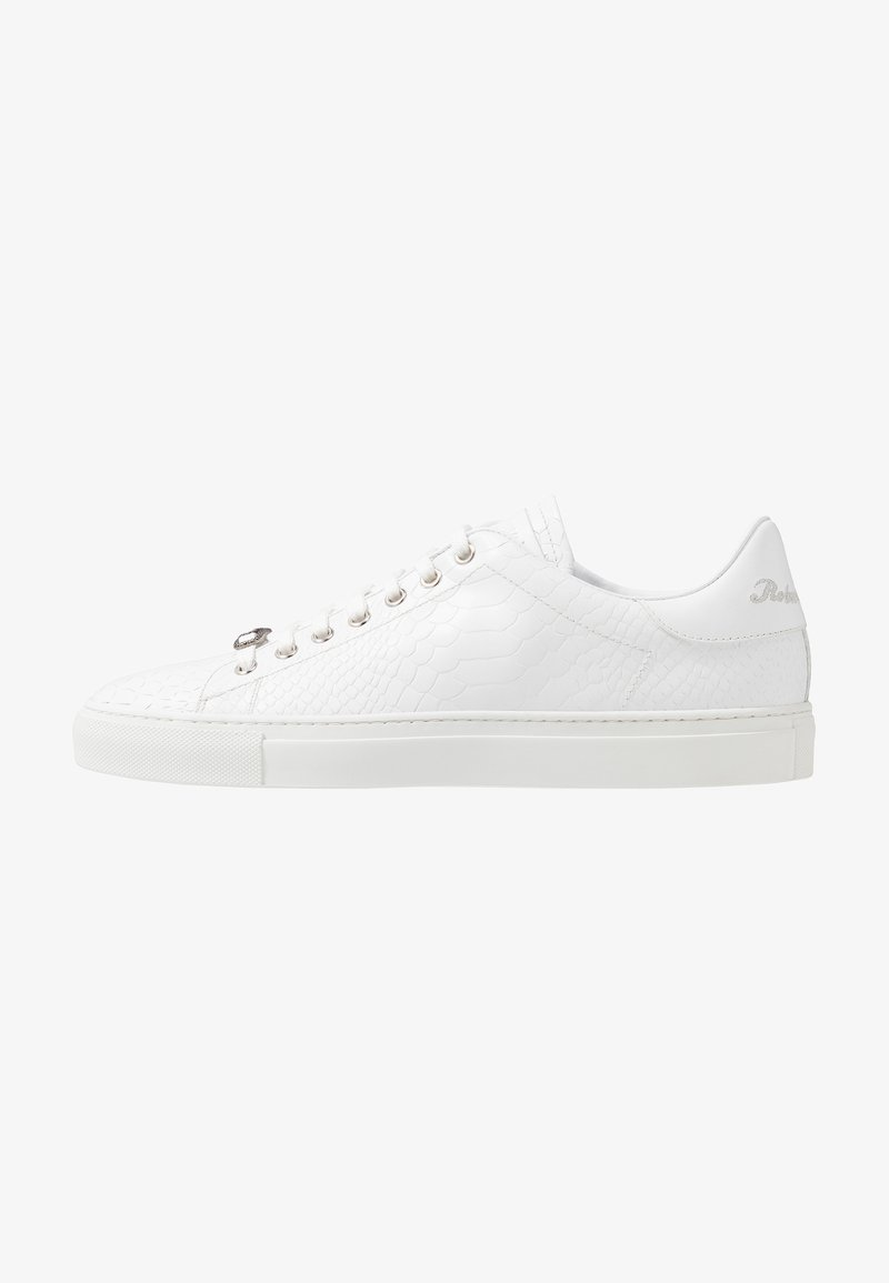 Roberto Cavalli - WILLY - Sneakers laag - white