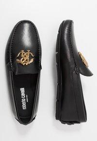 Roberto Cavalli - Loafers - black - 1