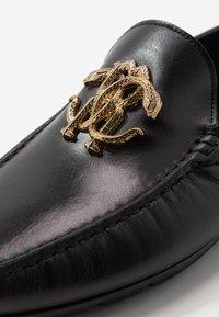 Roberto Cavalli - Loafers - black - 5