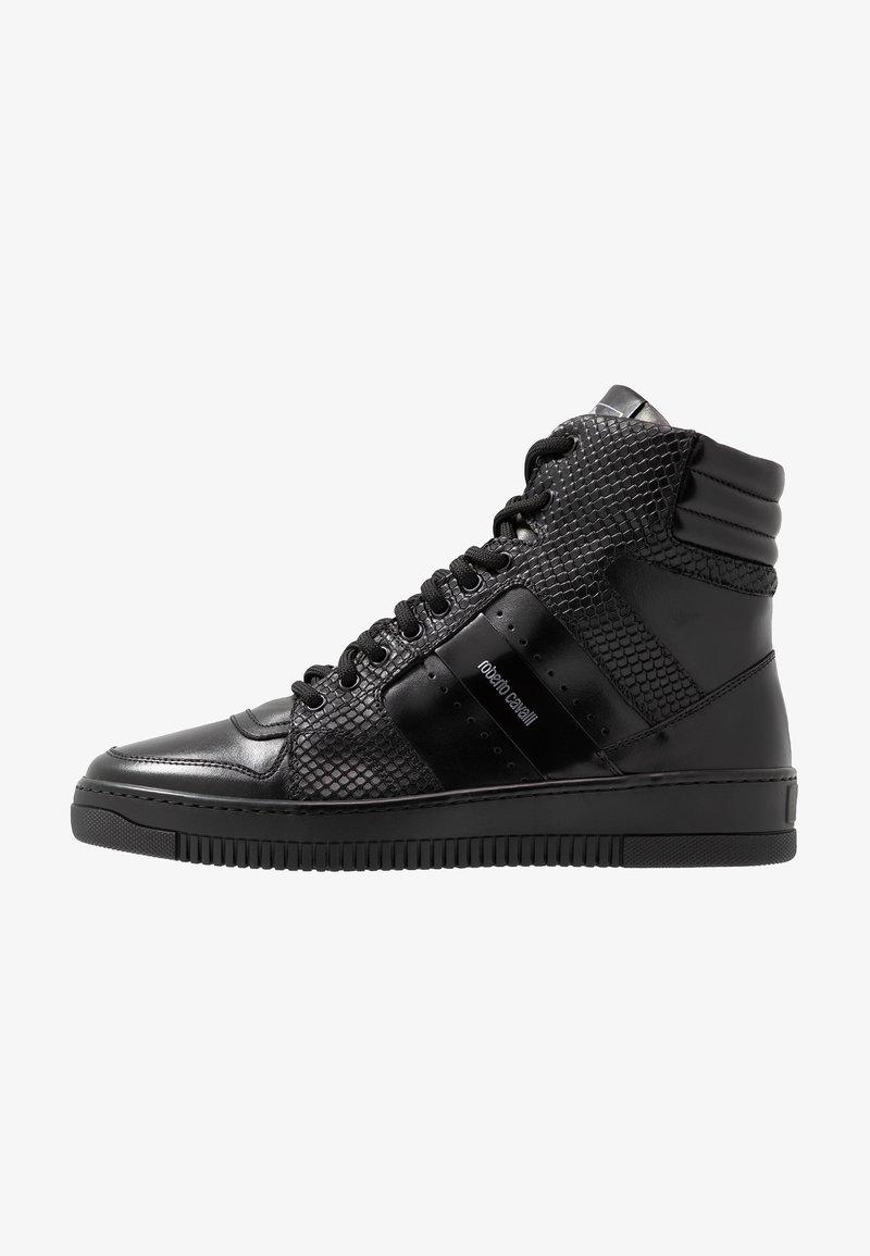Roberto Cavalli - Sneaker high - black
