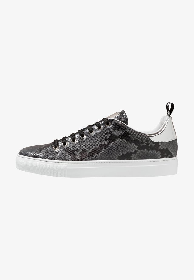 Sneakers - stone/silver