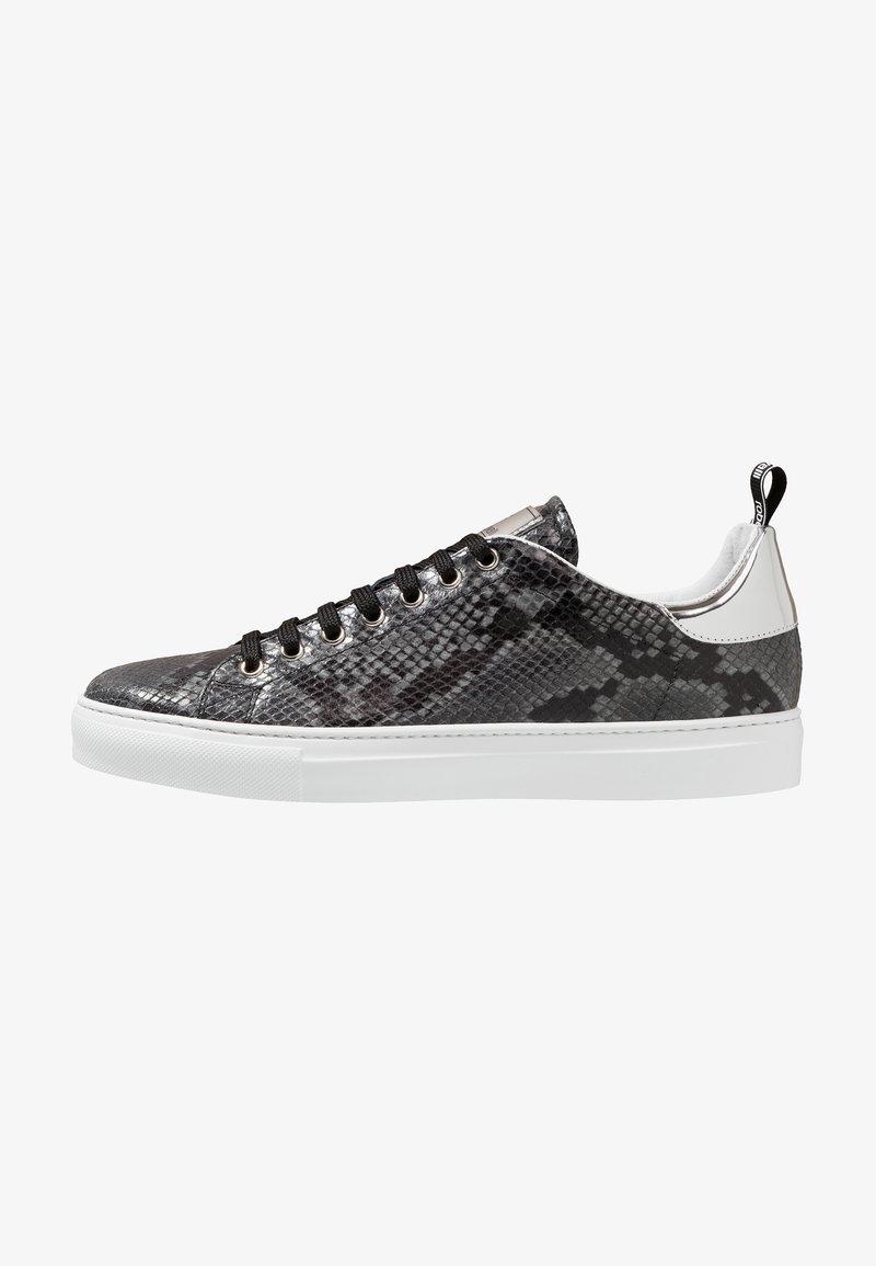 Roberto Cavalli - Sneakers basse - stone/silver
