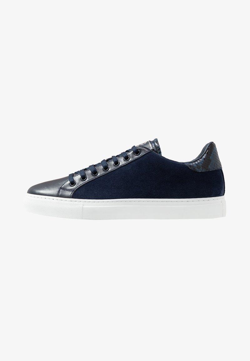 Roberto Cavalli - Sneakers - stone blu/blu