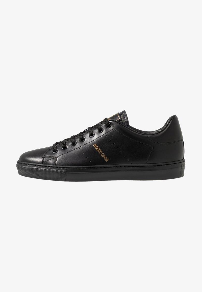 Roberto Cavalli - Sneakers laag - black
