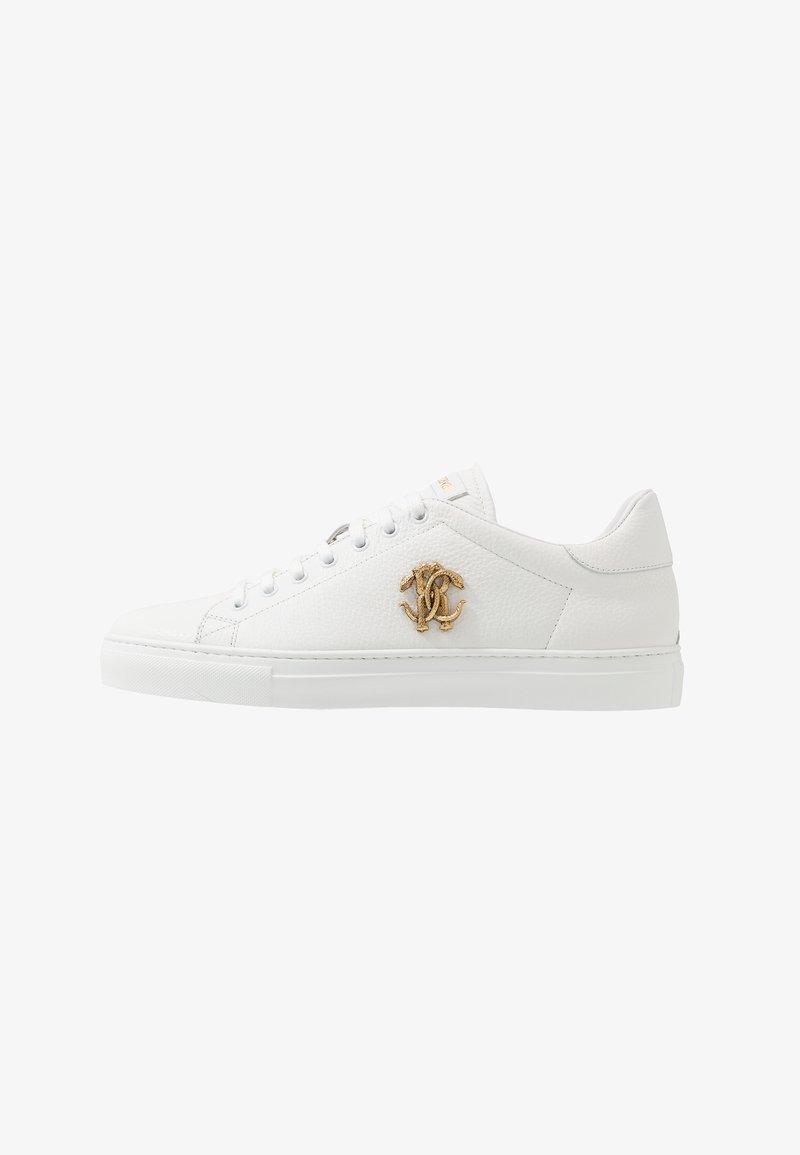 Roberto Cavalli - Sneakers basse - white