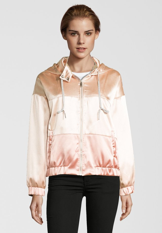 ROMKE - Summer jacket - pink