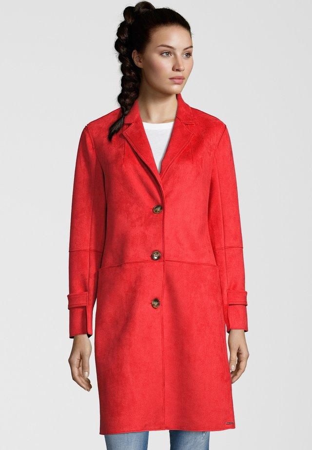 BABICE - Classic coat - risky red