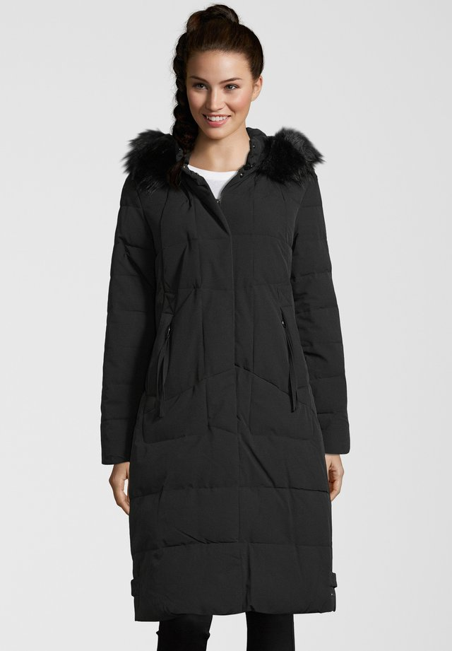 TAMMA - Winter coat - black