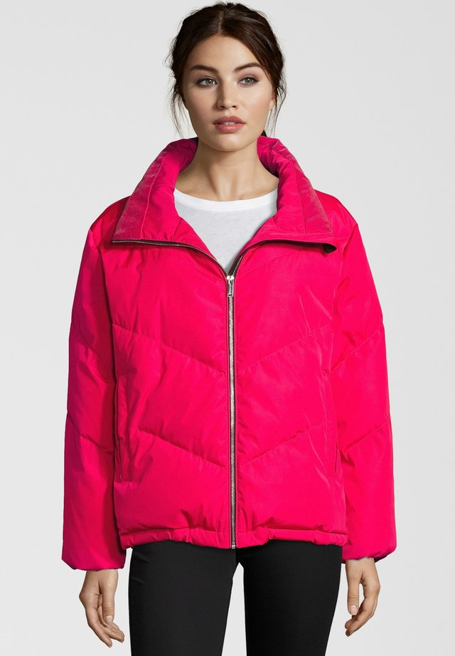 HALLY - Winter jacket - pink