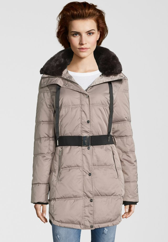ADDISON - Winter coat - grey