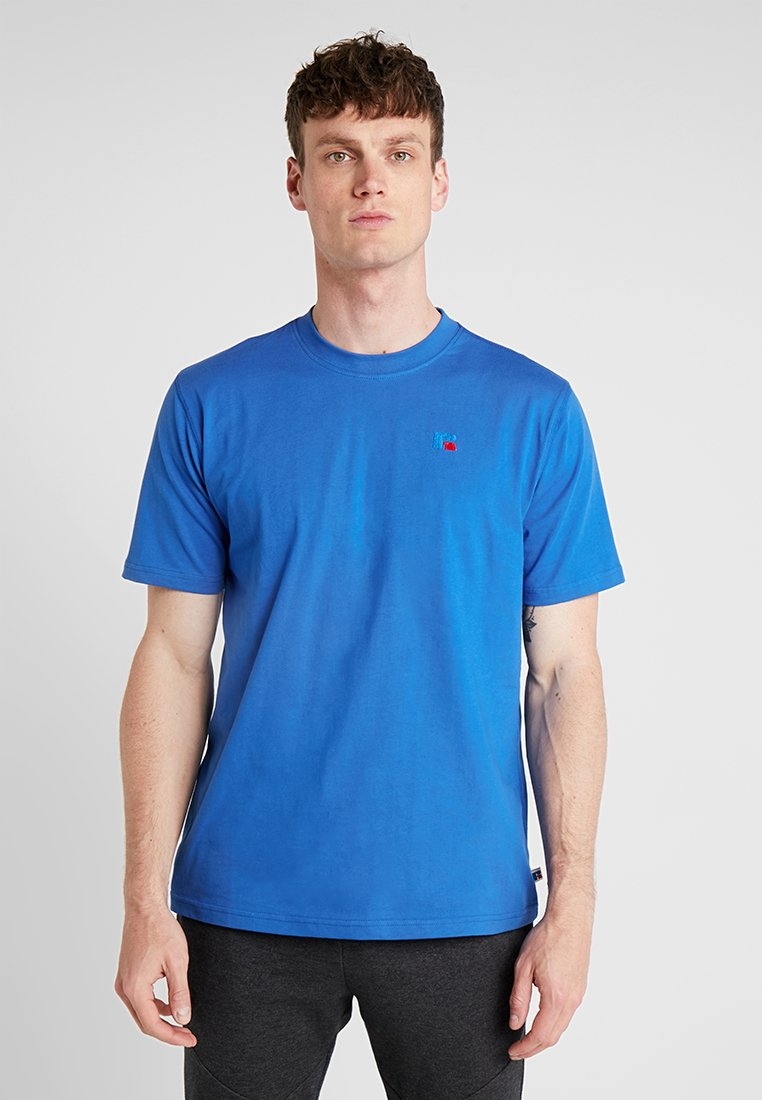 Russell Athletic - BASELINERS  AUTHENTIC  - Basic T-shirt - cobalt