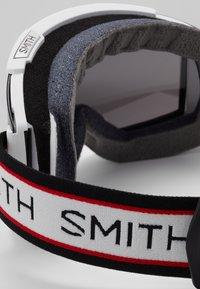 Smith Optics - SQUAD  - Gogle narciarskie - repeat/sun black - 2
