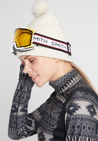 Smith Optics - SQUAD  - Gogle narciarskie - repeat/sun black - 4
